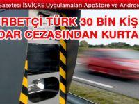 Gurbetçi Türk 30 bin kişiyi radar cezasından kurtardı
