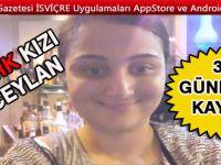Türk kızı Ceylan'dan 3 gündür haber alınamıyor