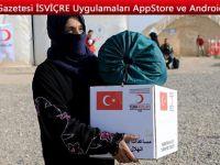 Türk Kızılayı, Musullu Sığınmacılara kışlık yardım yapıyor