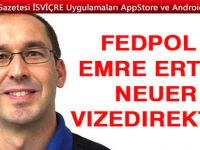 fedpol - Emre Ertan neuer Vizedirektor