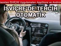 Sürücü Adayları'nın Tercihi Otomatik