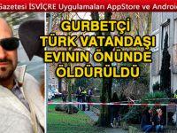 Hollanda'da bir Türk vurularak öldürüldü