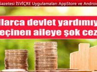Türkiye'deki mal varlığını gizleyen aileye hapis cezası