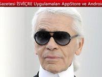 Karl Lagerfeld hayatını kaybetti…….