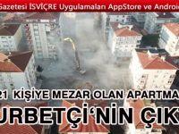 İSTANBUL'da yıkılan çürük bina Fransalı gurbetçinin çıktı