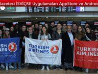 Cenevre Üniversitesi Öğrencileri Türkiye'ye gitti