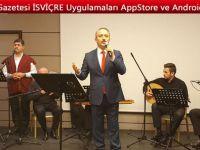 Zürih'te Çanakkale Şehitleri yad edildi