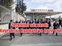 """Yetkililer söz verdi: """"Kuyruksuz Kapıkule'ye hazır olun"""""""