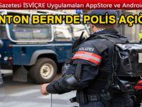 Bern kantonu daha fazla polis istiyor