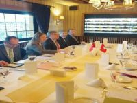 İsviçre-Türkile ilişkileri konuşuldu