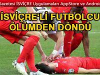 Gürcistan-İsviçre maçında yürekler ağızlara geldi!