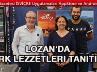 Türk Lezzetleri Tanıtıldı