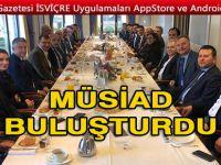 MÜSİAD,  STK'ları kahvaltıda bir araya getirdi