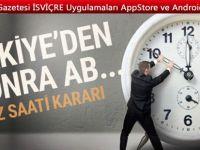 Türkiye'den sonra AB de vazgeçti! Yaz-kış saatini kaldırıyorlar