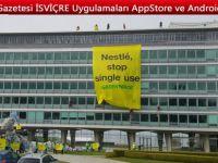 Greenpeace'den (Çevreciler) Nestléye  uyarı