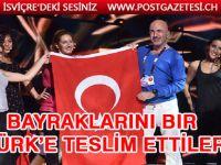 'Türkiye Eurovision'da benimle sahnede olacak''