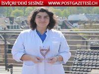 Gurbetçi Türk kadın doktor Avrupa'nın aranan doktorları arasına girdi