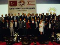 KGK'nın ilk medya buluşması Kıbrısta gerçekleşti