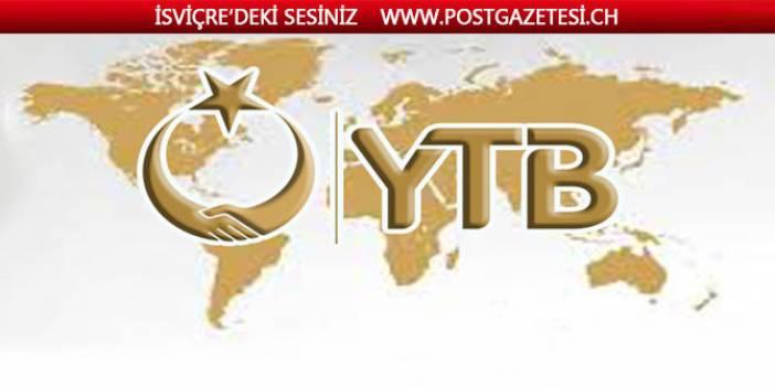 YTB'den, yurt dışındaki vatandaşların Türkiye'ye gelişlerinde büyük kolaylık