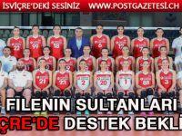Filenin Sultanları, Montreux Volley Masters Turnuvası'nda Sahne Alıyor