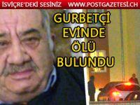 İzne giden gurbetçi, Kayseri'deki evinde ölü bulundu
