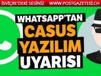 WhatsApp' ta SKANDAL! Kullanıcıları bekleyen büyük tehlike! .