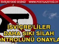 İsviçre'de Silah Kullanımı Zorlaştı