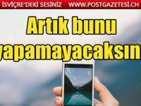 Yurtdışından Türkiye'ye cep telefon götürenler dikkat