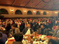Basel'de görkemli iftar