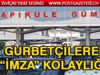 """SGK'dan Türkiye'den emeklilik hayali kuran gurbetçilere """"imza"""" kolaylığı"""
