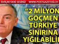 BM, 2 milyon Suriyeli daha Türkiye'ye gelebilir uyarısında bulundu