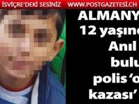 12 yaşındaki Türk çocuğu asılı bulundu