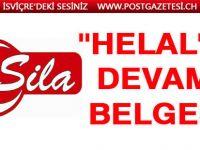 """""""Sıla AG"""" HELAL belgesi yenilendi"""