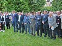 Bern Büyükelçiliğinde 15 Temmuz Şehitleri anıldı