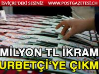 Türkiye'nin aradığı 70 milyonluk biletin sahibi gurbetçi çıktı!