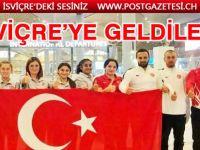 Özel Sporcular IPC Gençler Dünya Atletizm Şampiyonası için İsviçre'ye gitti