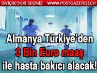Tarih açıklandı! Almanya Türkiye'den işçi alımı yapmaya hazırlanıyor.