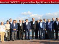 Dışişleri Bakan Yardımcısı Kıran'dan büyükelçilere dondurmalı jest
