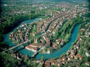 İsviçre'nin Başkenti BERN