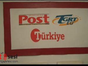 POST Gazetesi'ni ofisi törenle hizmete açıldı