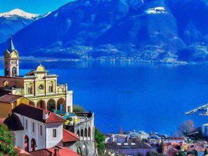 Locarno Ascona Lago Maggiore Ticino
