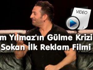 """Cem Yılmaz'ın Gülme Krizine Sokan İlk Reklam Filmi """"TAMAMEN DUYGUSAL"""""""