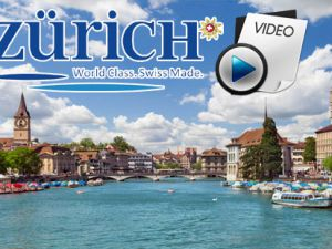 ZÜRİCH - WORLD CLASS -WELTKLASSE- SWİSS MADE
